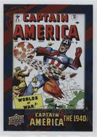 Short Print - Captain America Comics Vol 1 #70