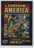 Short Print - Captain America Comics Vol 1 #9