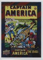 Short Print - Captain America Comics Vol 1 #3