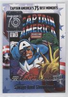 Captain America Vol 1 #416