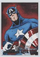 Matt Hebb (Captain America) /1