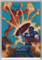 Iron Man vs. Captain America /99