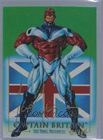 Captain Britain /15