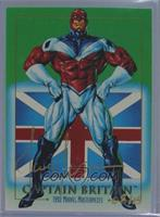 Captain Britain /15