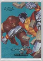 Juggernaut vs. Colossus /99