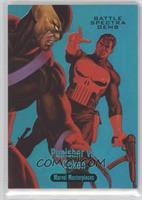 Punisher vs. Daken /99