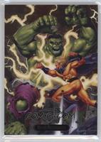 Hulk vs. Sentry