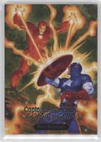 Iron Man vs. Captain America