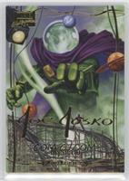Level 1 - Mysterio
