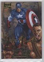 Level 3 - Captain America