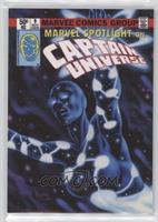 Level 1 - Captain Universe /1499