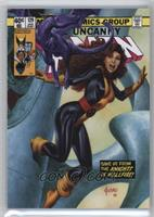 Level 2 - Kitty Pryde /999