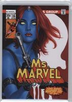 Level 2 - Mystique /999