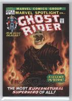 Level 3 - Ghost Rider /499