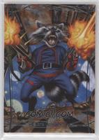 Level 2 - Rocket Raccoon /1499
