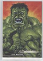 Canvas High Series - Hulk