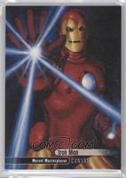 Canvas High Series - Iron Man