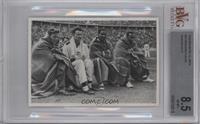 Frank Wykoff, Paul Hanni, Ralph Metcalfe, Jesse Owens [BVG8.5]