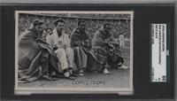 Frank Wykoff, Paul Hanni, Ralph Metcalfe, Jesse Owens [SGC60]