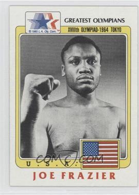 1983 History's Greatest Olympians - [Base] #98 - Joe Frazier
