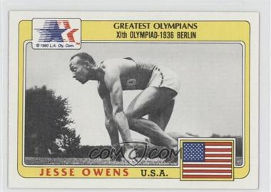 1983 History's Greatest Olympians #49 - [Missing]
