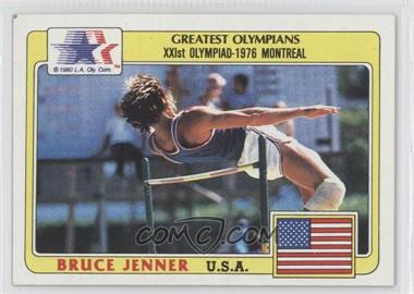 1983 History's Greatest Olympians #50 - [Missing]