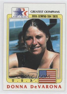 1983 History's Greatest Olympians #71 - Donna DeVarona