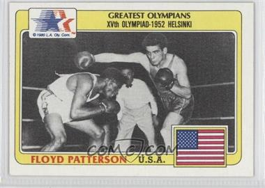 1983 History's Greatest Olympians #77 - Floyd Patterson