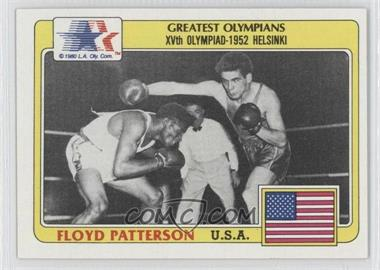 1983 History's Greatest Olympians #77 - [Missing]