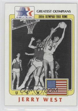 1983 History's Greatest Olympians #91 - Jerry West