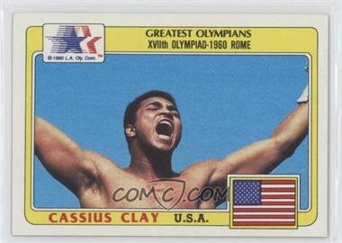 1983 History's Greatest Olympians #92 - Cassius Clay
