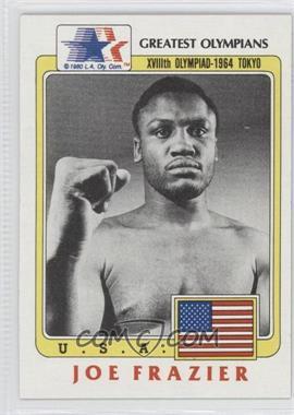 1983 History's Greatest Olympians #98 - Joe Frazier