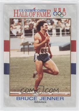 1991 Impel U.S. Olympicards Hall of Fame #33 - Bruce Jenner
