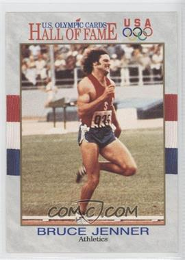 1991 U.S. Olympicards Hall of Fame #33 - Bruce Jenner