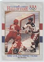 1980 U.S. Olympic Team Ice Hockey