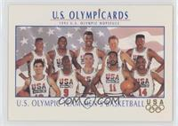 U.S. Olympic Team-Men's Basketball (Scottie Pippen, Magic Johnson, David Robins…