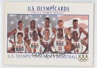 U.S. Olympic Team - Men's Basketball (Scottie Pippen, Magic Johnson, David Robi…