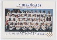 U.S. Olympic Team-Baseball