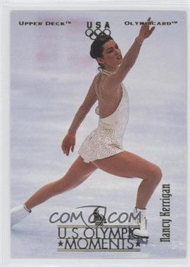 1996 Upper Deck Olympicard - [Base] #72 - Nancy Kerrigan
