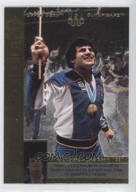 1996 Upper Deck Olympicard - Reflections of Gold #RG2 - Mike Eruzione