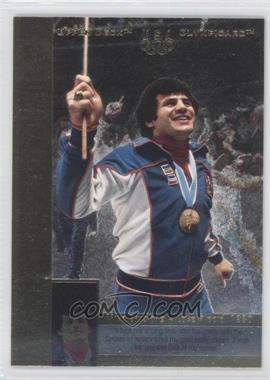 1996 Upper Deck Olympicard Reflections of Gold #RG2 - Mike Eruzione