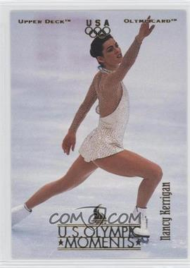 1996 Upper Deck Olympicard #72 - Nancy Kerrigan