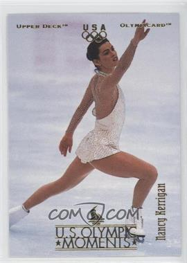 1996 Upper Deck Olympicard #72 - Nancy Kerrigan