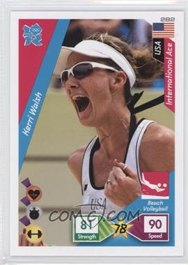 2010 Panini Adrenalyn XL 2012 Summer Olympics #282 - Kerri Walsh