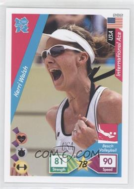 2010 Panini Adrenalyn XL 2012 Summer Olympics #282 - [Missing]