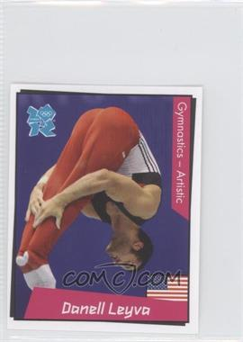 2010 Panini London 2012 Album Stickers #279 - Danell Leyva
