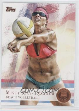 2012 Topps U.S. Olympic Team and Olympic Hopefuls - [Base] - Bronze #40 - Misty May-Treanor