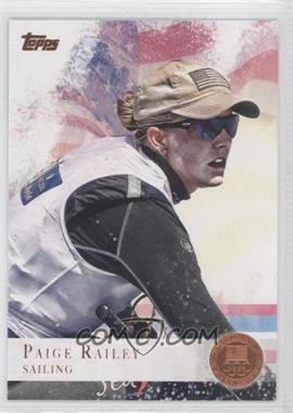 2012 Topps U.S. Olympic Team and Olympic Hopefuls - [Base] - Bronze #53 - Paige Railey