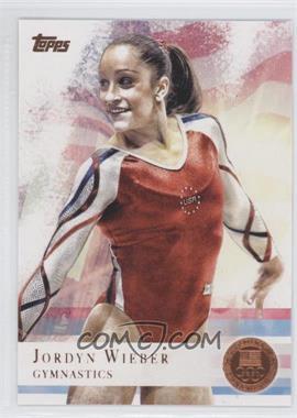 2012 Topps U.S. Olympic Team and Olympic Hopefuls - [Base] - Bronze #78 - Jordyn Wieber