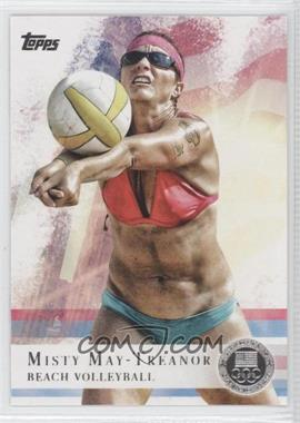 2012 Topps U.S. Olympic Team and Olympic Hopefuls - [Base] - Silver #40 - Misty May-Treanor